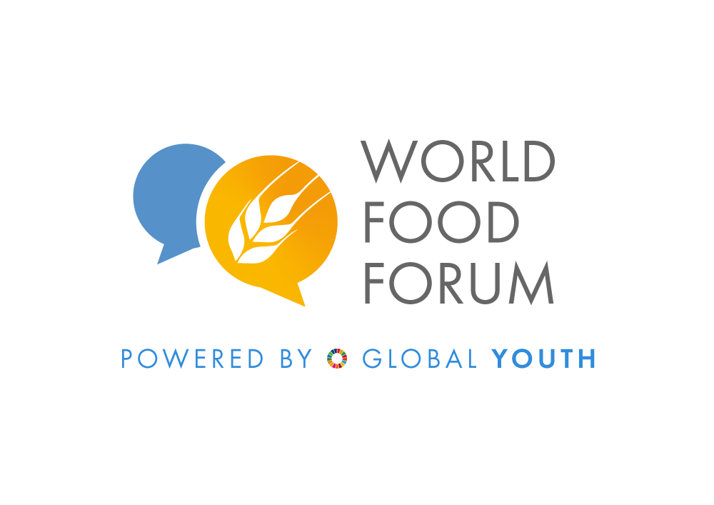 Logo van het World Food Forum